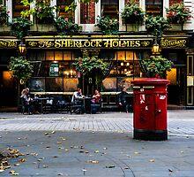 Sherlock Holmes by SDcaptured
