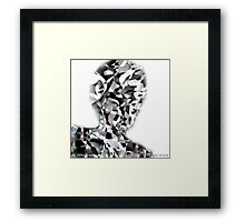 Altered Reality Framed Print