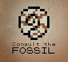 CONSULT THE FOSSIL! (The Helix Fossil) by FanmadeStore