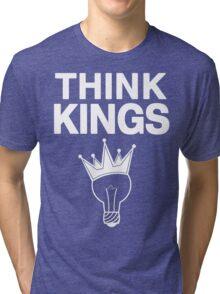 Think Kings standard tee invert Tri-blend T-Shirt