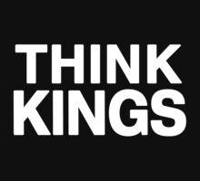 Think Kings minimal tee invert T-Shirt