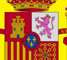 Madrid Shield of Spain II  Sticker