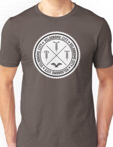 Velodrome City V3 Badge 01 Unisex T-Shirt