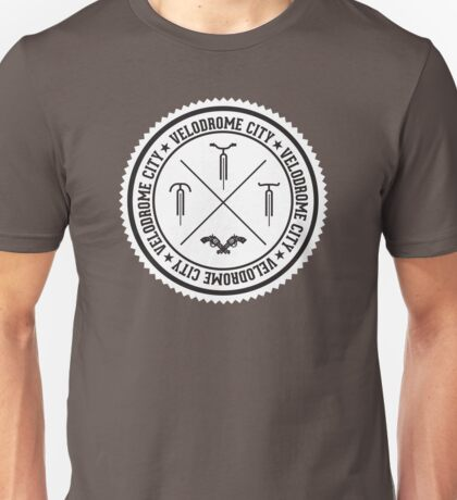 Velodrome City V3 Badge 01 T-Shirt
