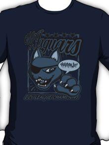 M.F Jaguars Blue T-Shirt