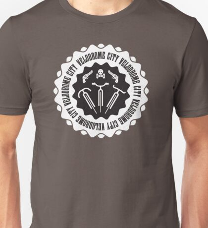 Velodrome City V3 Badge 02 T-Shirt
