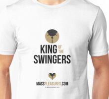 King of the Swingers. Unisex T-Shirt