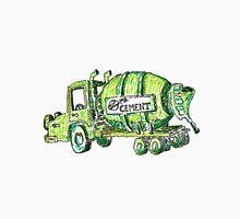 A cement truck Unisex T-Shirt