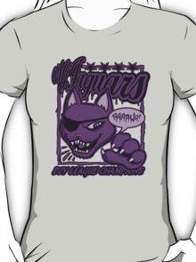 M.F Jaguars Purple T-Shirt