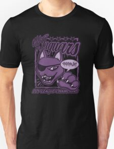 M.F Jaguars Purple T-Shirt