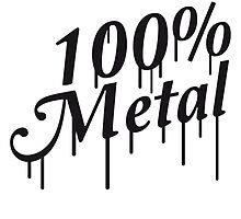 100% Metal Graffiti by Style-O-Mat
