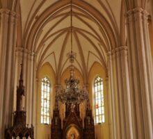 Name of Mary Church, Novi Sad, Serbia, interior Sticker