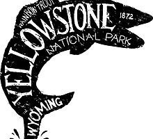 Yellowstone Fishing by blue67sign