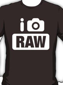 i [shoot] RAW T-Shirt