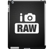 i [shoot] RAW iPad Case/Skin