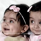 TWINS ARE TWICE AS PRECIOUS! by Kamaljeet Kaur