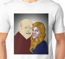 Beauty and her Beast Unisex T-Shirt