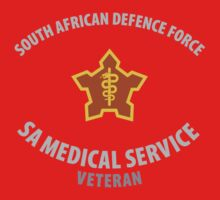 South African Medical Service Veterans T-Shirt