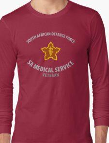 South African Medical Service Veterans Long Sleeve T-Shirt