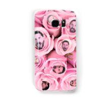 Shia flowers Samsung Galaxy Case/Skin