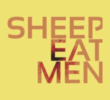 Sheep Eat Men by katstpete