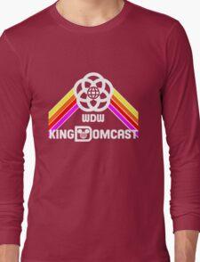 Kingdomcast Future World logo Long Sleeve T-Shirt