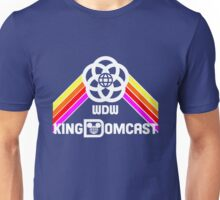 Kingdomcast Future World Logo Unisex T-Shirt