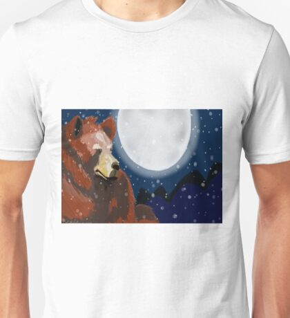 Snow Bear Unisex T-Shirt