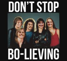Don't Stop Bo-Lieving by VersusGiants