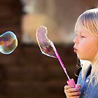 Blowing Bubbles by wendywoo1972