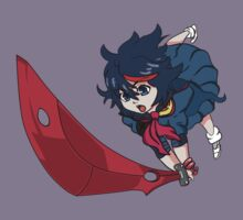 kill la kill ryuko  by DrPooChew
