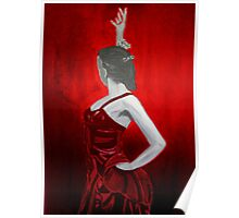 The Heat of Flamenco Poster