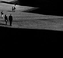 Piazza del Campo, Siena, Tuscany by eyeoncomo
