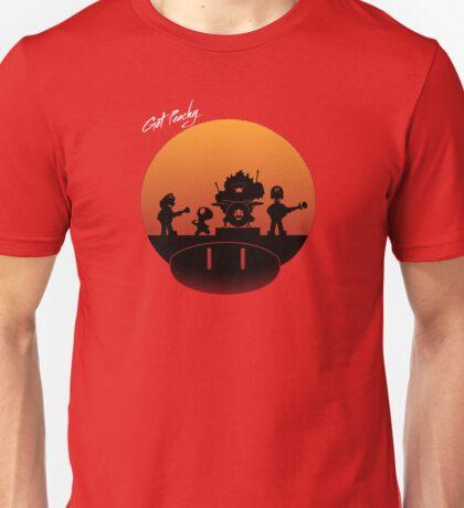 Get Peachy V2 Unisex T-Shirt