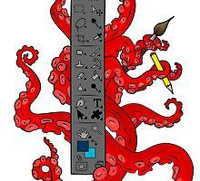Octopus CS by malialeon