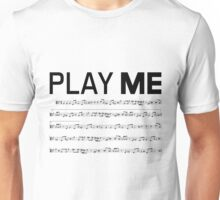 PLAY ME: Imperial March Unisex T-Shirt