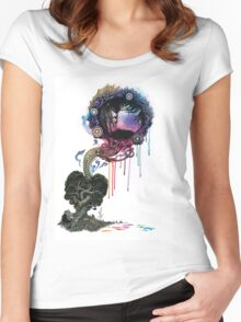Treehuggers Women's Fitted Scoop T-Shirt