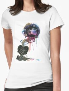 Treehuggers Womens Fitted T-Shirt