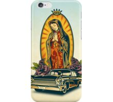The Holy Virgin fo Guadalupe iPhone Case/Skin