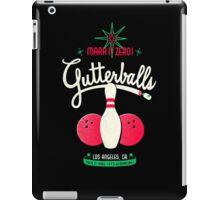 Gutterballs iPad Case/Skin