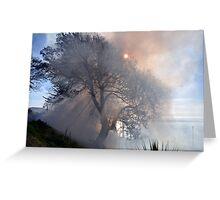 Smoky...... Greeting Card