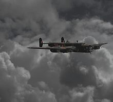 Halifax  -  RAF Heavy Bomber by warbirds