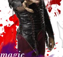 Magic  Sticker