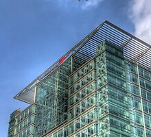 Bank Of America by DavidHornchurch