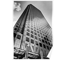 Canary Wharf Tower Poster
