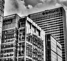 Corporate London by DavidHornchurch