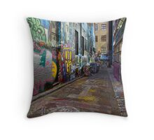 Urban Colour Throw Pillow