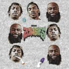 flatbush zombies dope by CORDERA