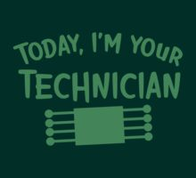 Today I'm your technician by jazzydevil