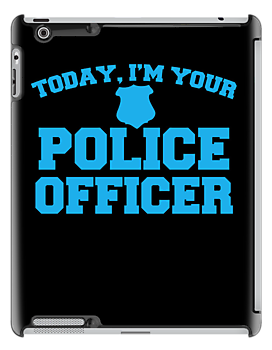 Today, I'm your police officer by jazzydevil